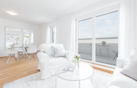 Apartments for sale in Floridsdorf. New two-bedroom apartment in a residential complex with a parking, district of Floridsdorf, Vienna