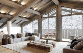 3 bedroom apartments for sale in Auvergne-Rhône-Alpes. Modern duplex in a new residence, in the center of a ski resort, next to the slopes, Tignes, France