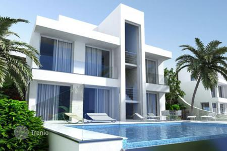 Houses with pools for sale in Altea. New villas in a luxury residential complex