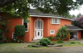 Residential for sale in Costa Rica. The colonial style mini estate in Escazu — oasis in the city