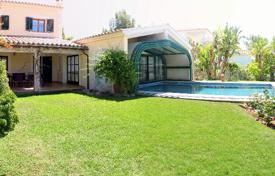 Villa with a private garden, a pool, a spa and garages, Santa Ponsa, Spain for 2,950,000 €