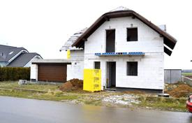 6 bedroom houses for sale in Central Europe. New two-storey house, in a spacious plot of land, in a quiet area, Bohemian Region, Czech Republic