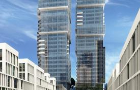 Property for sale in Israel. Office premises in a new modern complex, in the center of Tel Aviv, Israel