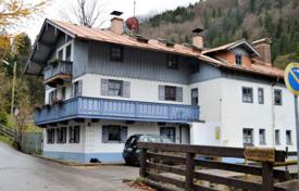 Houses for sale in Germany. Four-storey house in a quiet area of the city, Josefstal, Schliersee, Germany