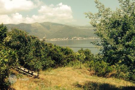 Coastal development land for sale in Montenegro. Development land – Tivat (city), Tivat, Montenegro