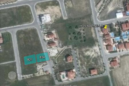 Development land for sale in Pyla. Residential Building Plot