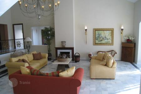 5 bedroom villas and houses to rent in Andalusia. Villa – Marbella, Andalusia, Spain