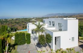 Modern luxury villa with a pool, Elviria, Andalusia, Spain for 2,350,000 €
