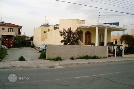 Cheap land for sale in Larnaca. Half Building Plot
