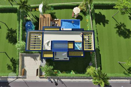 4 bedroom houses for sale in Alicante. Benidorm, La Nucia. Villas of new building with living area from 147 m² plot from 382 m²