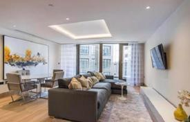 Property for sale in London. Spacious three-bedroom apartment in Westminster, London, United Kingdom
