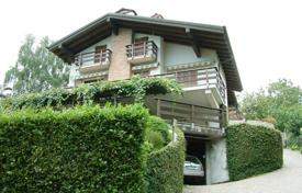 Modern villa with a terrace, two balconies and lake views, Verbania, Piedmont, Italy for 890,000 €
