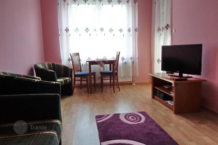 Property for sale in Zala. Furnished apartment with balcony in a 2-minute walk from lake, Hévíz, Hungary