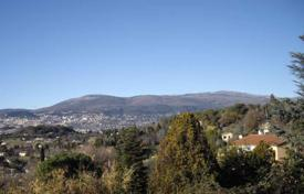 Development land for sale in France. CLOSE TO MOUGINS — PANORAMIC VIEW