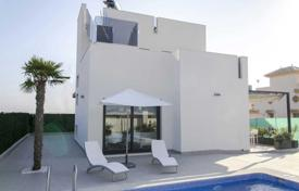 3 bedroom houses for sale in Valencia. Modern villa with a private pool and a parking, Aguas Nuevas, Spain