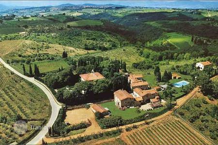 Luxury property for sale in Castellina In Chianti. Country seat – Castellina In Chianti, Tuscany, Italy