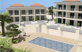 Cheap apartments with pools for sale in Paphos. BRAND NEW Sea View Apartments — Chlorakas