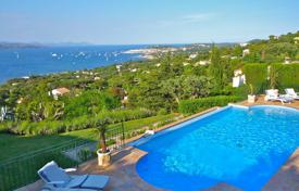 Luxury property for sale in Gassin. Close to Saint-Tropez — Amazing sea view