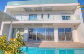 Luxury 4 bedroom houses for sale in Cyprus. Villa – Agios Tychon, Limassol, Cyprus