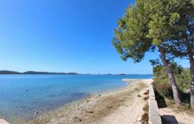 Coastal development land for sale in Croatia. Land first row to the sea