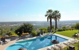 Luxury 2 bedroom houses for sale in Southern Europe. Large Villa near Vilamoura with Fabulous Views to the Coast
