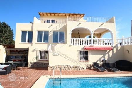 4 bedroom houses by the sea for sale in Moraira. Villa – Moraira, Valencia, Spain