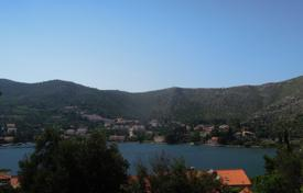 Development land for sale in Europe. Plot of land with a sea view in the town of Zaton, near Dubrovnik, Croatia