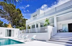 Luxury 3 bedroom houses for sale in Spain. Villa – Sant Josep de sa Talaia, Ibiza, Balearic Islands, Spain