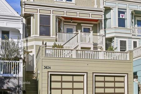 Luxury 3 bedroom houses for sale in North America. Villa – San Francisco, California, USA