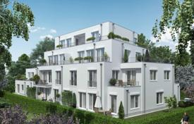 1 bedroom apartments for sale in Bavaria. One bedroom apartment with terraces and balconies in the new building in the popular district Ramersdorf-Perlach, Munich