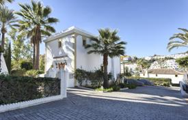 Three-level semi-detached house on the first line of the golf course, New Golden Mile, Estepona, Spain for 529,000 €