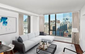 2 bedroom apartments for sale in North America. Apartment in a residence with a concierge and a health club, Manhattan, New York