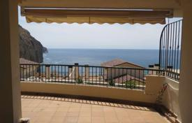 Apartments with pools for sale in Altea. Two-bedroom apartment with stunning sea views in the area of Mascarat, Altea, Alicante, Spain