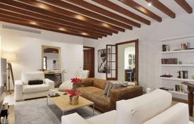 New homes for sale in Balearic Islands. Stylish apartment with a glazed balcony in the heart of the Old town of Palma, Mallorca, Spain