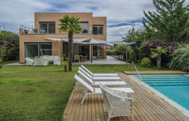 Modern villa with a swimming pool, a terrace and views of the sea and the golf course, San Vicente de Montalt, Spain for 790,000 €