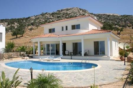Houses for sale in Peyia. New furnished villa with panoramic sea views in Peyia, Cyprus