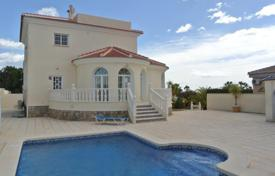 4 bedroom houses for sale in Ciudad Quesada. Two-level villa overlooking the lake in Ciudad Quesada, Alicante, Spain