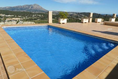 3 bedroom apartments for sale in Benitachell. Apartment of 3 bedrooms in Benitachell