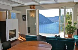 3 bedroom houses for sale in Lombardy. Cosy villa in Cernobbio, Italy