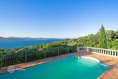 Residential for sale in Gassin. Proche Saint-Tropez — Villa with superb sea view