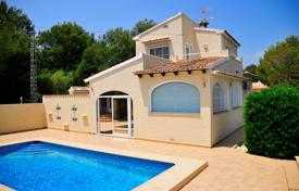 3 bedroom houses for sale in Moraira. Villa – Moraira, Valencia, Spain