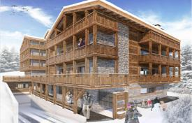 Spacious apartment with a balcony and mountain views, in a new residence, next to the Medrán ski lift, Bagnes, Switzerland for 5,100,000 €
