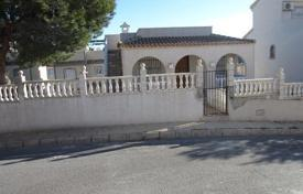 Bank repossessions houses in Southern Europe. Detached house – Alicante, Valencia, Spain
