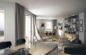 Apartments from developers for sale in Central Europe. Three-bedroom apartment in a new residential complex in the prestigious district of Schoneberg, Berlin