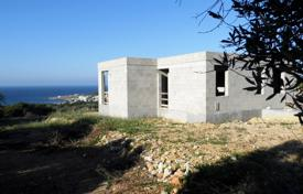 Houses for sale in Apulia. Two villas in olive grove with swimming pools and sea views, Castrignano del Capo, Italy