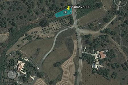 Cheap land for sale in Larnaca. Development land – Mosfiloti, Larnaca, Cyprus