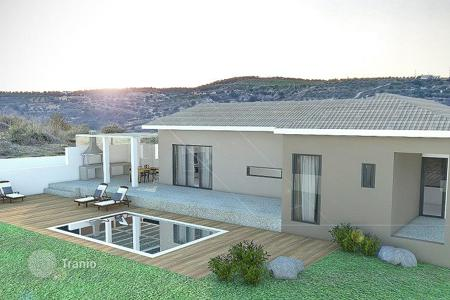 Houses with pools from developers for sale in Crete. Villa – Gouves, Crete, Greece
