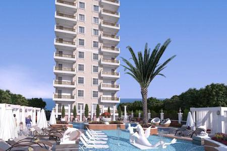 Property from developers for sale overseas. Apartments on the first line in Mahmutlar