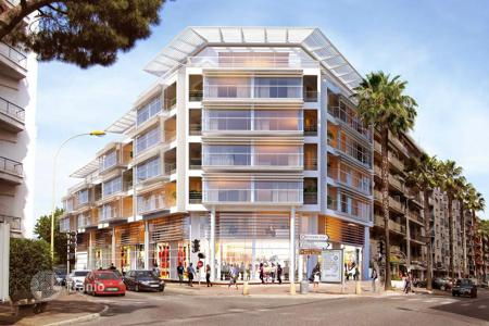 2 bedroom apartments for sale in Cagnes-sur-Mer. Designed apartment in a new residence in Cagnes sur Mer, Côte d'Azur, France