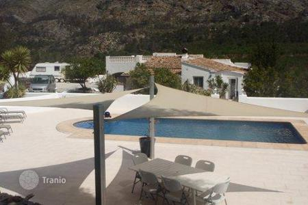 Houses with pools for sale in Benigembla. Villa - Benigembla, Valencia, Spain